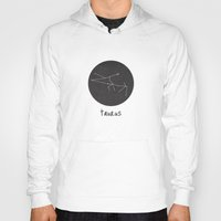 taurus Hoodies featuring Taurus by snaticky