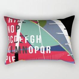ZYXWVUTRILL Rectangular Pillow