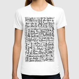For Alan T-shirt