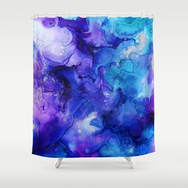 Laughing In Color Shower Curtain
