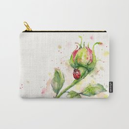 Ladybug Lane Carry-All Pouch