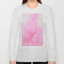 Pastel pink smoke Long Sleeve T-shirt