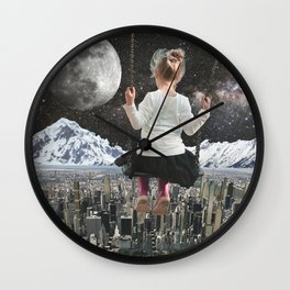 child imagination Wall Clock