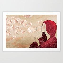 Baby Mine Art Print