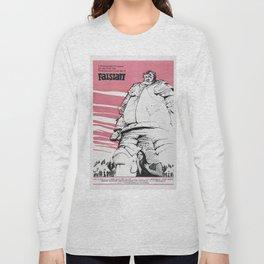 Vintage poster - Falstaff Long Sleeve T-shirt