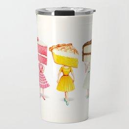 Cake Head Pin-Ups Travel Mug