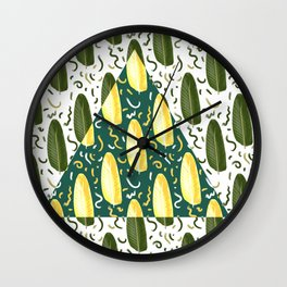 Marching in style Wall Clock