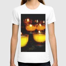 Church Candles T-shirt