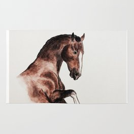 HANOVERIAN HORSE Rug