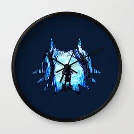 MASK OF ZELDA Wall Clock