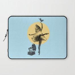 Ballerina Fish Laptop Sleeve