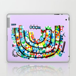 The steamer Laptop & iPad Skin