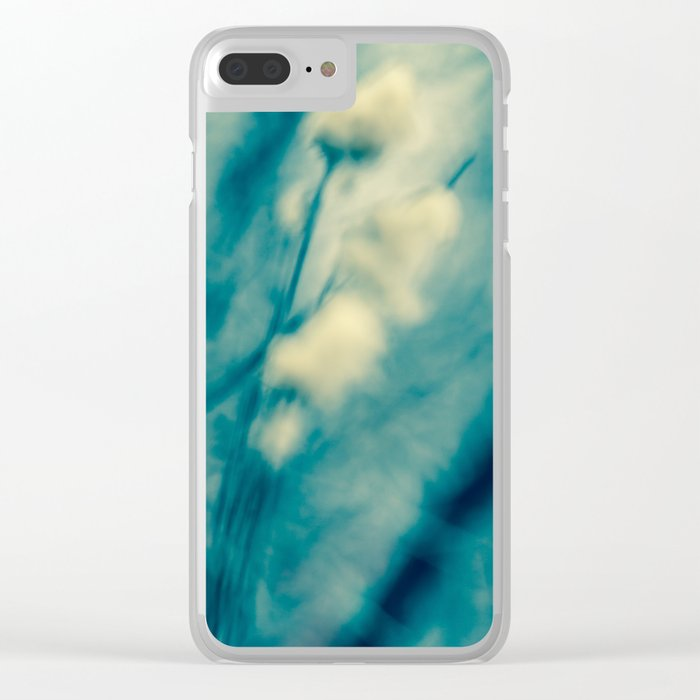 Obscure Memories Clear iPhone Case