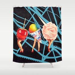 My Fair Ladies Shower Curtain