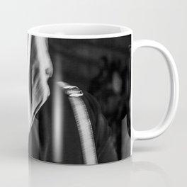 Muslim woman is walking Coffee Mug