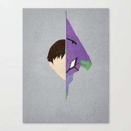 Shinji Canvas Print