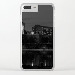 Krakow. Clear iPhone Case