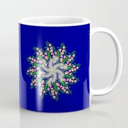 Mandala #103, Wheat, Symbol of Life Coffee Mug