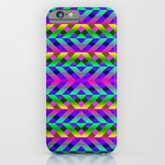 Rainbow Scaffolding Slim Case iPhone 6s