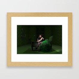 Envy - Seven deadly sins Framed Art Print