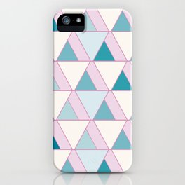 Top Triangle iPhone Case