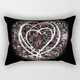 lovex4 Rectangular Pillow