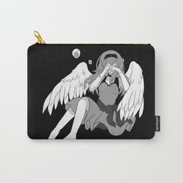 Sad Angel Carry-All Pouch
