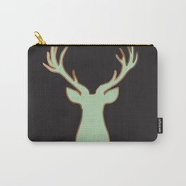 Stag Design Navy Carry-All Pouch