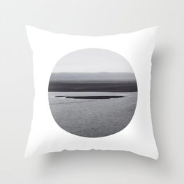 Iceland Throw Pillow