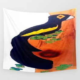 The Bird  Wall Tapestry