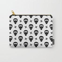 Happy Grumpy Ninjas Carry-All Pouch