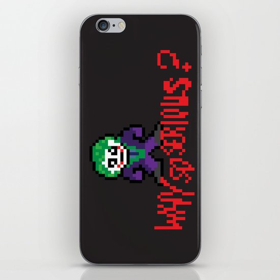 The Dark Pixel iPhone & iPod Skin