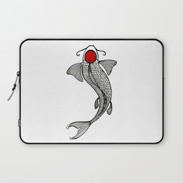 Tancho Koi Laptop Sleeve