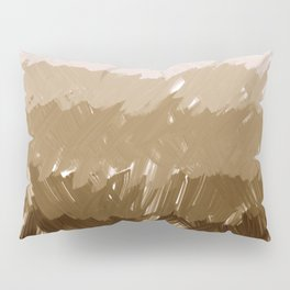 Shades of Sepia Pillow Sham