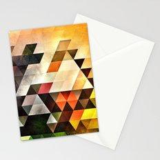 bryyx pyynx Stationery Cards