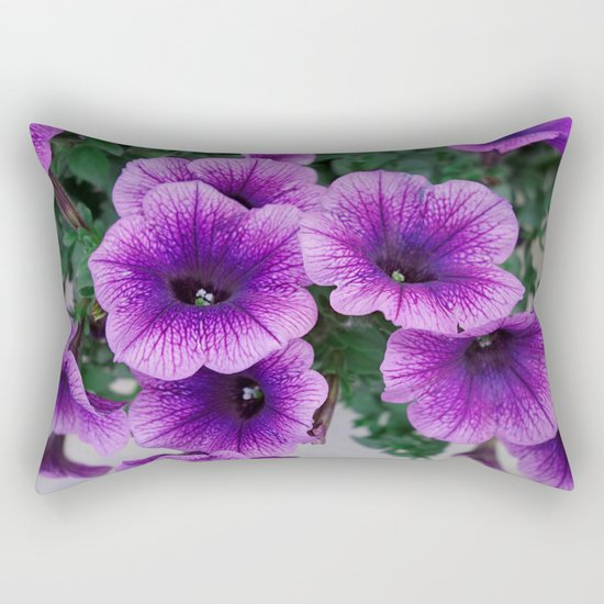 Petunia Rectangular Pillow