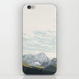 Capitol iPhone Skin