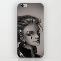 hunter x hunter iPhone & iPod Skins featuring Hunter x Hunter Hisoka by Mayadevia