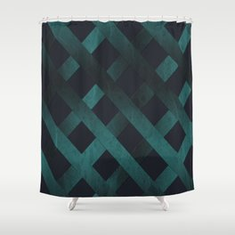 Sword Spirit Shower Curtain