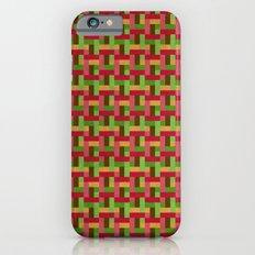 Woven Pixels VI Slim Case iPhone 6s