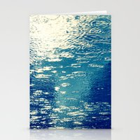 sparkles Stationery Cards featuring Sparkles by Diana Cretu