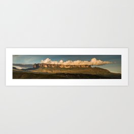 Mount Roraima Art Print