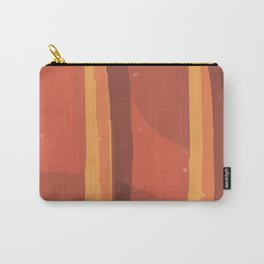 Abstract Modern Art Minimal Textured Background GC-117-15 Carry-All Pouch