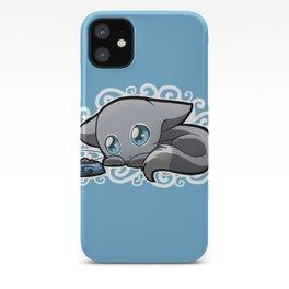 Zodiac Cats - Cancer iPhone Case