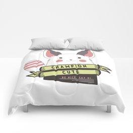 Champion Cute Comforters
