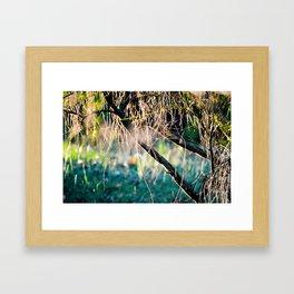 A World Away Framed Art Print