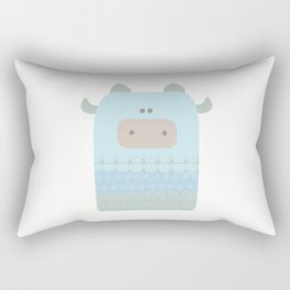 Baby cow Rectangular Pillow