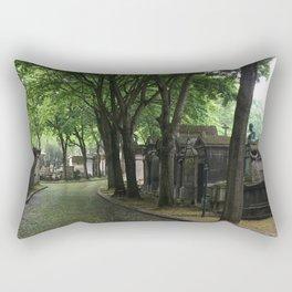 Avenue of the Dead Rectangular Pillow
