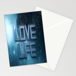 Love Life |  Stationery Cards