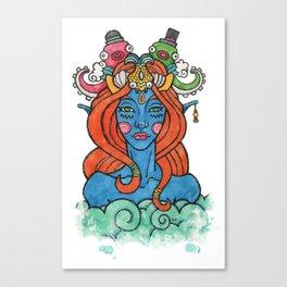 Sea Queen Canvas Print